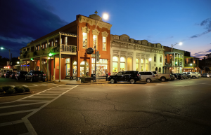 Downtown Oxford, Mississippi