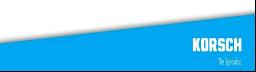 Korsch logo